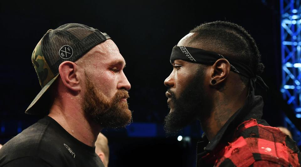 Fury and Wilder will finally face off on December 1