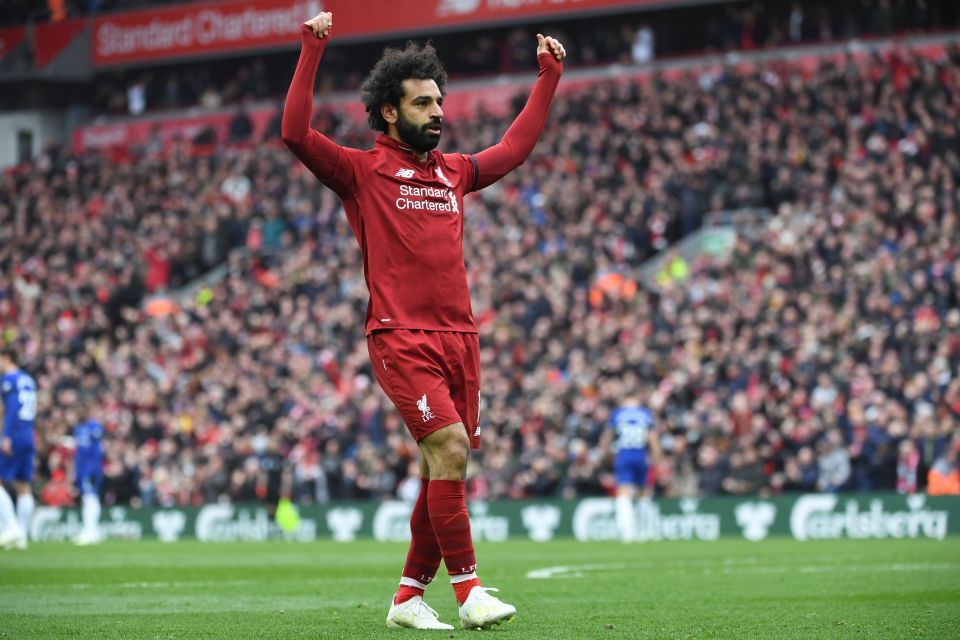 Salah's goal will be remembered for a long time to come