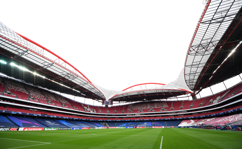 Lisbon will host every remaining Champions League game this season