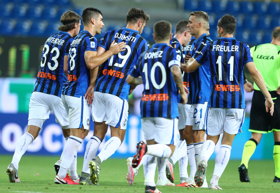 Atalanta are among the most exciting teams in Europe