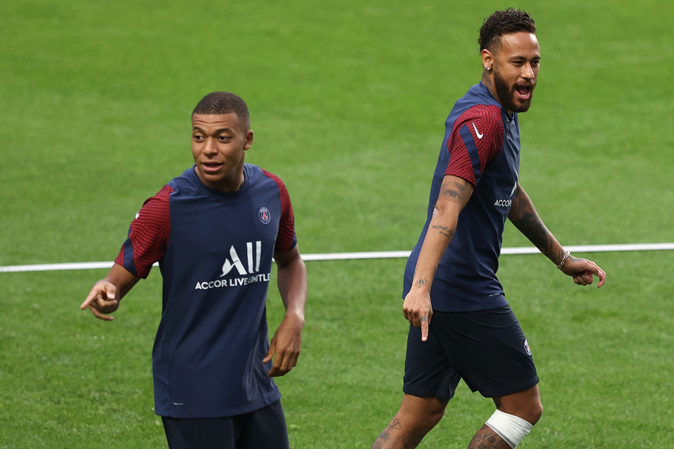 Who would bet against Mbappe and Neymar scoring?