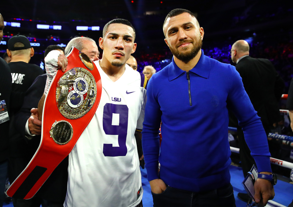 Loma vs Lopez is a fascinating match-up