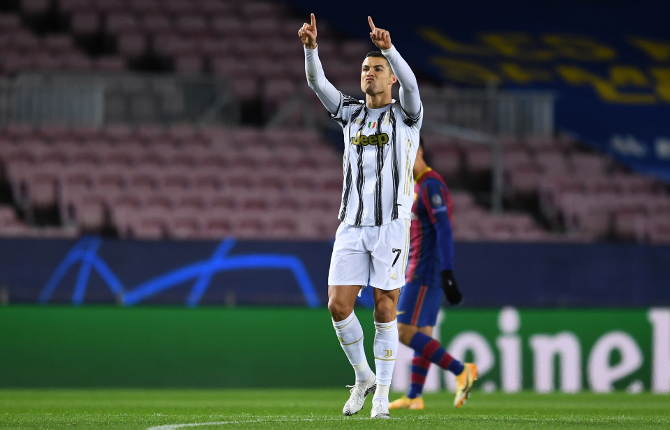 Ronaldo has been prolific for Juventus since his move in 2018
