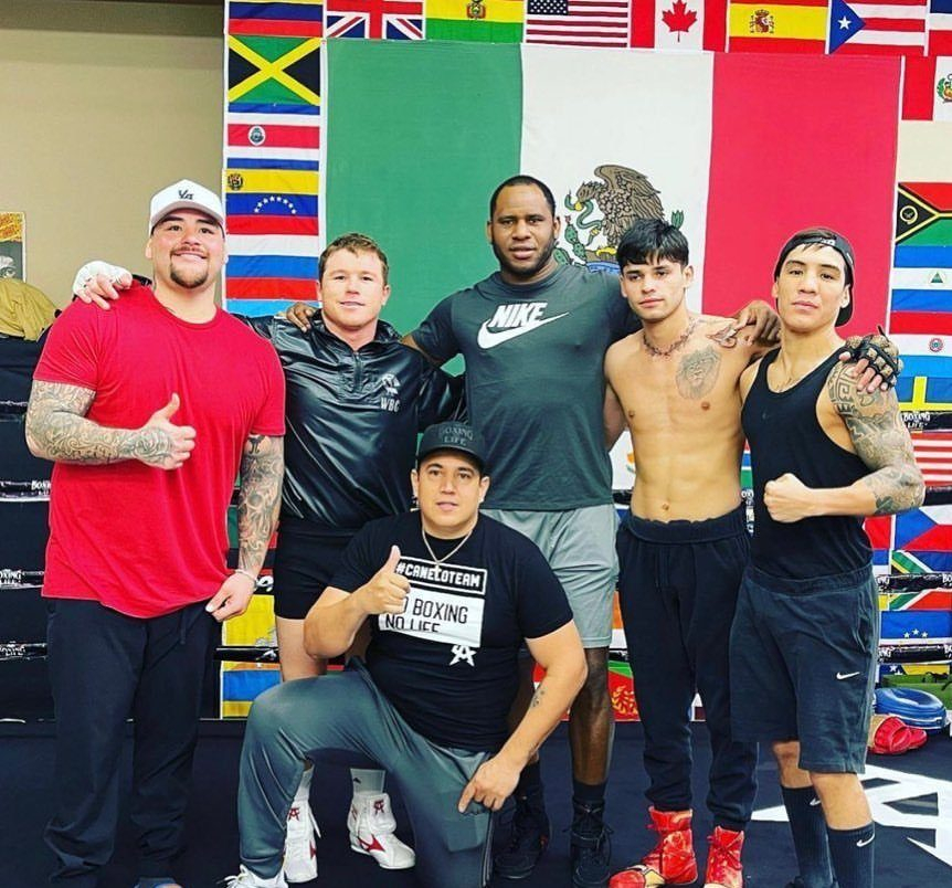 Reynoso now trains several world class fighters