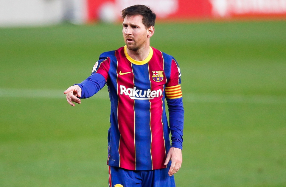 Messi tried to engineer a move away from Barca last summer. What a difference a year makes