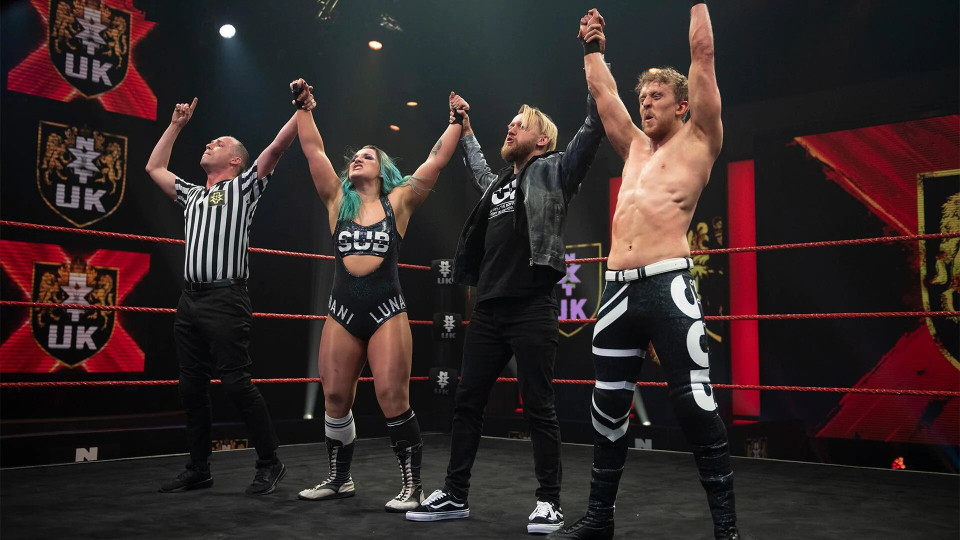 The Subculture have big futures in WWE