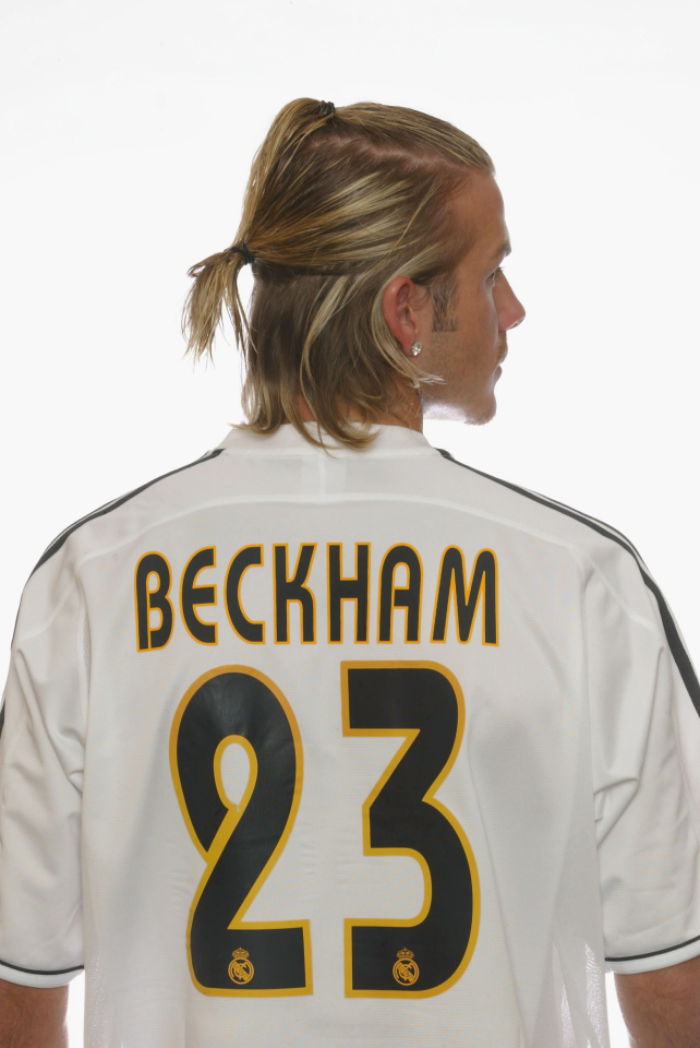 Beckham to Madrid had implications for both Man United and Barcelona