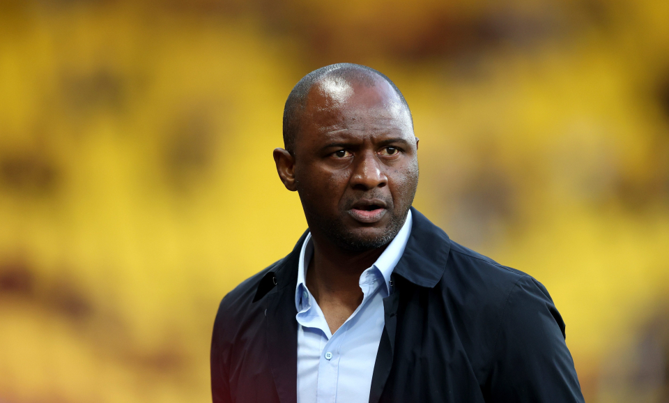 Questions are already being asked of Vieira