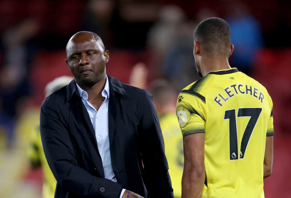 Vieira's Palace endured another difficult outing