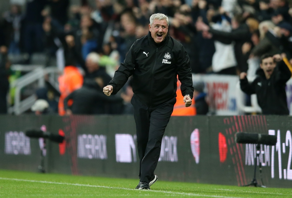 Steve Bruce isn't known for his pace